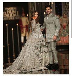 Pakistani Wedding Outfits, Bridal Outfits, Pakistani Dresses, Bridal Gowns, Bridle Dress, Bridal Makeover, Afghan Dresses, Indian Designer Wear, Aiman Khan