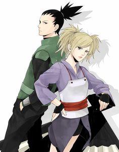 Tags: Anime, Pixiv Id 13205687, Naruto The Movie: The Last, NARUTO, Temari (NARUTO), Nara Shikamaru, Fan