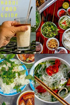 Our Hanoi food guide showcases the best food that we ate during our three weeks in the chaotic Vietnamese city. Wondering what to drink? That's here too.
