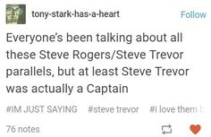 But Rogers was...they did officially promote him.