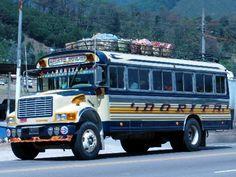 Guatemalan Transportation....