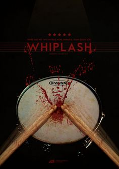 """Not quite my tempo"" Whiplash (2014) by Luis Atao Design"