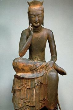 What is the oldest Buddha statue in Japan? What represent the sign of Buddha's hand? If you learn, it lead you the deeper world of Buddha statue. Buddhist Words, Buddhist Art, Buddha Statue Meaning, Meditating Buddha Statue, Buddha Statues, Buddha Buddhism, Korean Art, Japan Art, Ancient Art
