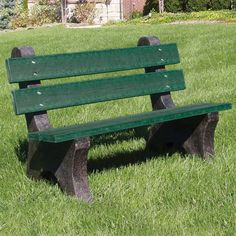 Colonial 6' Park Bench | Benches | Upbeat.com