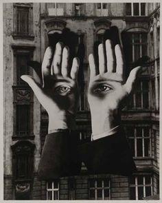 "Herbert Bayer - ""Lonely Metropolitan"" 1932"