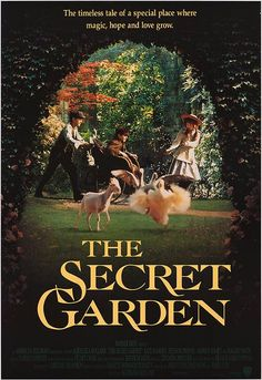 Secret Garden: my sisters favorite movie as a kid