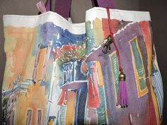 shopper bag easy di lecosedikokeshi su Etsy