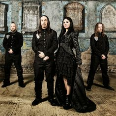 Sounds of Europe: Lacuna Coil Songs About Freedom, Hard Rock Music, Cristina Scabbia, Lacuna, Twelfth Night, Music Channel, Best Blogs, Metal Bands, Music Is Life