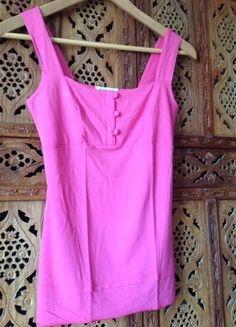 À vendre sur #vintedfrance ! http://www.vinted.fr/mode-femmes/debardeurs/25676014-top-la-mode-est-a-vous-lmv-taille-1