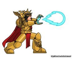The Emperors Hadouken by Damatee on DeviantArt