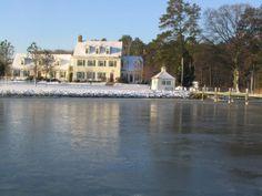 Inn at Osprey Point. Rock Hall. Chesapeake Bay. Eastern Shore. Maryland.