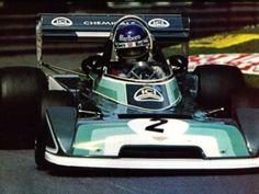 Patrick Tambay - Chevron B42 - Hart - ICI Chevron Cars - XXXVIII Grand Prix Automobile de Pau 1978