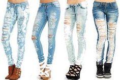 60e796b75 23 melhores imagens de Jaquetas jeans | Women's cropped jeans ...