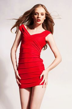 2012 summer v-neck slim hip sleeveless party dresses
