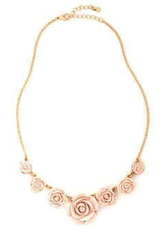 Fashionably Ornate Necklace | Mod Retro Vintage Necklaces | ModCloth.com
