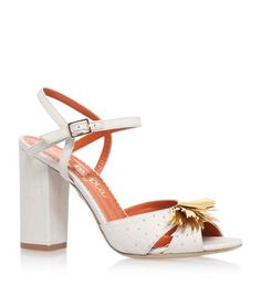 Charlotte Olympia Ferocious Heeled Sandals 100 available to buy at Harrods. Shop women's shoes online and earn Rewards points.