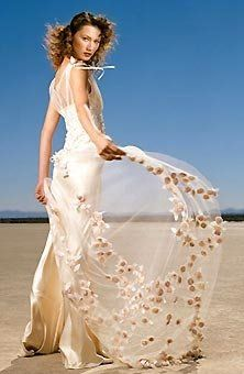 Claire Pettibone Cybelle Wedding Dress $2,500