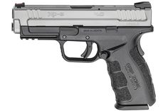 Springfield XD Mod.2 9mm 4.0 Service Model Essentials Package Bi-Tone with GripZone - $479.99 (Free S/H on Firearms)