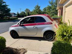 2012 Fiat 500, Fiat 500 Pop, Vehicles, Car, Vehicle, Tools