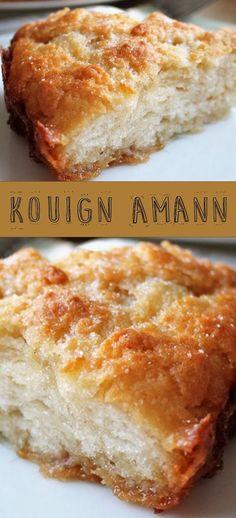 Kouign Amann (French Butter Cake)