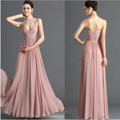 Sexy low Vneck shoulders toast clothing evening dress by shanye90