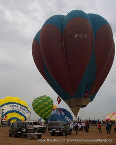The Philippine International Hot Air Balloon Fiesta is one of the passion festivals in the country that I absolutely enjoy. It celebrates the passion for flying and highlights the love for Hot Air Balloons. Festival Guide, Local Festivals, Hot Air Balloon, Philippines, Tourism, Balloons, Vacation, Awesome, Turismo