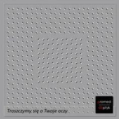Czy kwadrat w środku się rusza? #optyk #optometrysta #okulista #okulary #iluzja #zabawa #fan