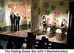 """""""The Dating Game"""" TV show first aired on December Fun, fun! Tv Show Games, Old Shows, Dating Games, I Remember When, Vintage Tv, Vintage Stuff, Ol Days, My Childhood Memories, Old Tv"""