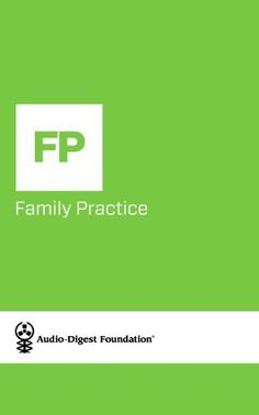 Family Practice: Population-Based Care: Multicultural and Multiracial Perspectives (Audio-Digest Foundation Family Practice Continuing Medical Education (CME).) by Audio Digest. $21.44. 19 pages