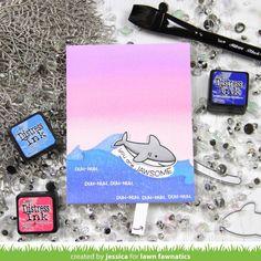 Lawn Fawnatics Challenge 7 – Watercolor | Lawn Fawnatics