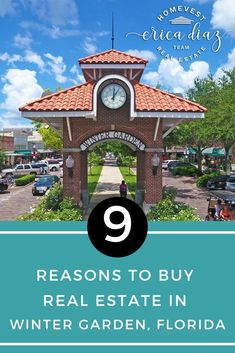 Are you thinking of buying your next home in Winter Garden, Florida? It's a great place to raise your family, work, and get involved in community! See our 9 reasons why living in Winter Garden is a must! Florida Living, Florida Home, Central Florida, Orlando Florida, Winter Garden Florida, Stone Creek, Real Estate Prices, Winter Images, Next At Home