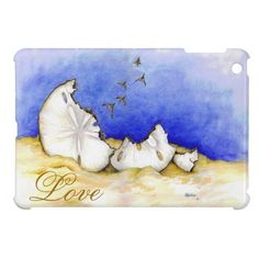 Broken Into Freedom Shell Art iPad Mini Case