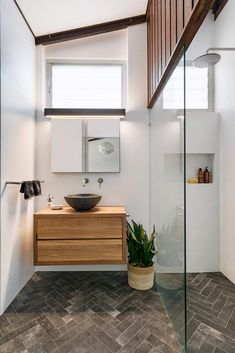 Spacious and Light Filled Bathroom Transformation Open Bathroom, Cozy Bathroom, Bathroom Inspo, Bathroom Renos, Bathroom Renovations, Bathroom Inspiration, Master Bathroom, Bathroom Ideas, Bathroom Gallery