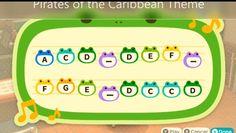 Animal Crossing Town Tune, Animal Crossing Funny, Animal Crossing Wild World, Animal Crossing Guide, Theme Tunes, Theme Song, Island Theme, Tropical Animals, City Folk