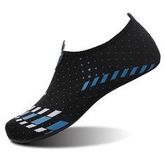 INTERESTPRINT Mens Water Shoes Rose Flowers Beach Swim Shoes Quick Dry Aqua Socks Pool Shoes