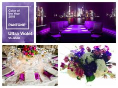#pantone #color of the year #2018 : #ultra #violet : #cosmic #thoughtful #provocative #visionary
