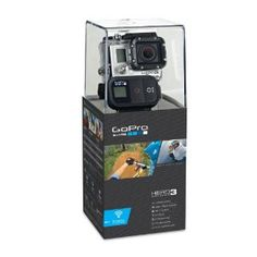 GoPro HERO3: Black Edition  Order at http://www.amazon.com/dp/B009TCD8V8/?tag=cl2d-20
