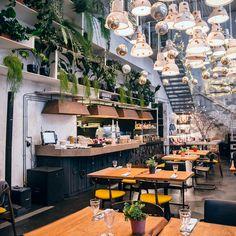 Baku Café interior #bakucafe #beatgroup #baku #azerbaijan #restaurants #cafe #cuisine #food #interiors