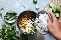 Cucumber Chutney/ Southekkai Chutney Mangalore style Cucumber Chutney, Mangalore, Curry Leaves, Tamarind, Coriander, Cilantro, Rice, Tasty, Healthy