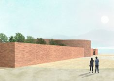 MORE . Exhibition Centre for New Urban Development . Zhuolu (1)