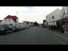 Blokhus und Løkken in Dänemark - YouTube