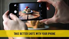 Food Photography: Tips & Apps to Take Better Shots with your Iphone    It isn't easy to resist the temptation apparently your Iphone has been designed to let you photograph everything no matter what kind of photographer you are: Bikini shoots street photography portraits or food photography. Photographer Peter McKinnon is asked a lot how to take better shots with the iPhone. So he put together this amazing little video to show a few of the steps he uses when shooting photos and a few ways…