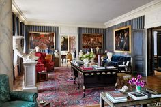 5 Design Ideas to Add Contemporary Edge to a Classic Space Photos   Architectural Digest