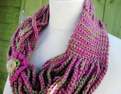 BEGINNING CROCHET SCARF - Crochet — Learn How to Crochet
