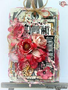 13arts: Spring Cards by Anna Rogalska