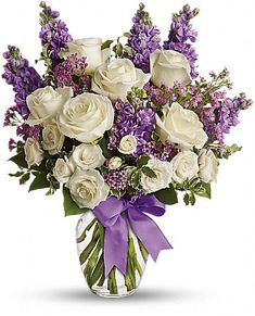 Teleflora's Enchanted Cottage Flowers Another bouquet hopeful.
