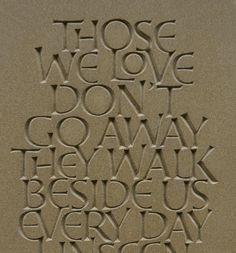 stonecarving and lettering: Norfolk memorial maker, carver and letterer Teucer Wilson