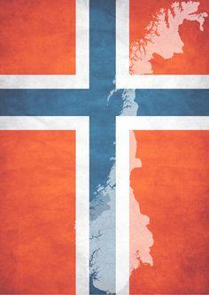 Norge. Norway. Norwegen. Noorwegen... all the same but so unique!