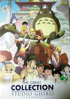 Estudios Ghibli