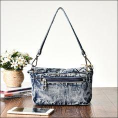 Denim Shoulder Bags, Store, Fashion, Bags, Moda, Fashion Styles, Larger, Fashion Illustrations, Shop
